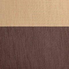 Zasłona trzy kolory biały+beżowy+brązowy przelotki 140x250cm - 140 X 250 cm - beżowy/brązowy 4