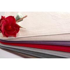 Dywanik gładki łazienkowy czerwony 50x70cm - 50 X 70 cm - czerwony 3
