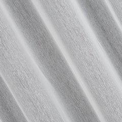 Biała FIRANA o STRUKTURZE DESZCZYKU przelotki 140x250 cm - 140x250 - biały 1