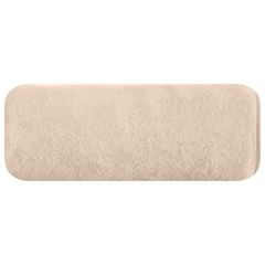 Ręcznik z mikrofibry szybkoschnący kremowy 50x90cm  - 50 X 90 cm - beżowy 2
