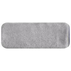 Ręcznik z mikrofibry szybkoschnący stalowy 50x90cm  - 50 X 90 cm - stalowy 2