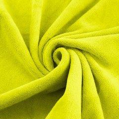 AMY LIMONKOWY RĘCZNIK Z MIKROFIBRY SZYBKOSCHNĄCY 50x90 cm EUROFIRANY - 50 X 90 cm - zielony 5
