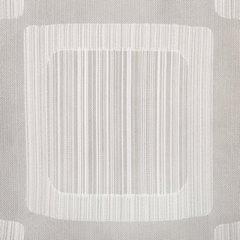 Minimalistyczna biała zasłona na taśmie tunel 140x250 cm - 140 X 250 cm - biały 3