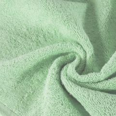 Ręcznik bawełniany gładki miętowy 50x90 cm - 50 X 90 cm - miętowy 10