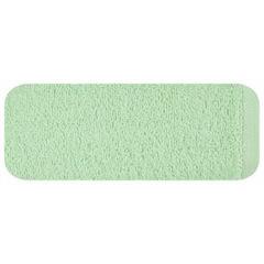 Ręcznik bawełniany gładki miętowy 50x90 cm - 50 X 90 cm - miętowy 2