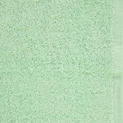 Ręcznik bawełniany gładki miętowy 50x90 cm - 50 X 90 cm - miętowy 4