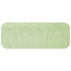 Ręcznik z bawełny gładki lemonowy 50x90cm - 50 X 90 cm - zielony 2