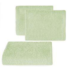 Ręcznik z bawełny gładki 70x140cm - 70 X 140 cm - zielony 1