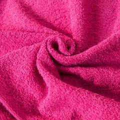 Ręcznik bawełniany gładki amarantowy 30x50 cm - 30x50 - amarantowy 1