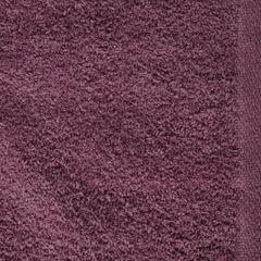 Gładki ręcznik kąpielowy amarantowy 50x90 cm - 50 X 90 cm - liliowy 7