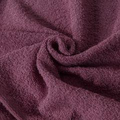 Gładki ręcznik kąpielowy amarantowy 50x90 cm - 50 X 90 cm - liliowy 9