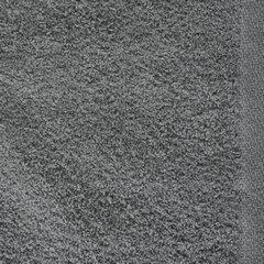 Ręcznik bawełniany gładki stalowy 50x90 cm - 50 X 90 cm - stalowy 8
