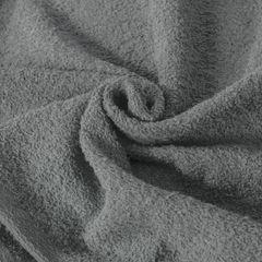 Ręcznik bawełniany gładki stalowy 50x90 cm - 50 X 90 cm - stalowy 9