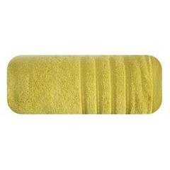 Klasyczny recznik kąpielowy żółty 70x140cm - 70 X 140 cm - oliwkowy 1