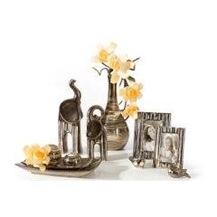 Ramka dekoracyjna złoto 23 x 18 x 2 cm - 23 X 18 X 2 cm - złoty 4
