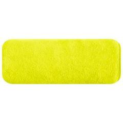 Ręcznik z mikrofibry szybkoschnący limonkowy 30x30cm  - 30 X 30 cm - zielony 2