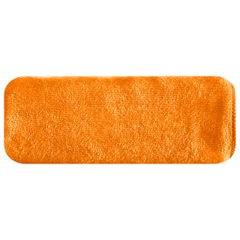 AMY POMARAŃCZOWY RĘCZNIK Z MIKROFIBRY SZYBKOSCHNĄCY 30x30 cm EUROFIRANY - 30 X 30 cm - pomarańczowy 2