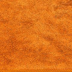 AMY POMARAŃCZOWY RĘCZNIK Z MIKROFIBRY SZYBKOSCHNĄCY 50x90 cm EUROFIRANY - 50 X 90 cm - pomarańczowy 3