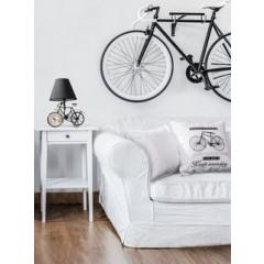 Lampa rower turkus 36 x 20 x 40 cm - 36 X 20 X 40 cm - turkusowy 3