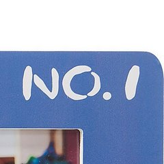Ramka na zdjęcia z drewna sport 17 x 22 x 1 cm - 17 X 22 X 1 cm - niebieski/mix kolorów 8