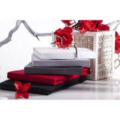Prześcieradło gładkie z gumką bawełna jersey czerwone 220x200+30cm - 220 x 200 cm, wys.30 cm - czerwony 8