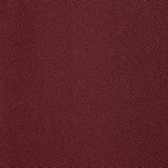 Bordowa gładka zasłona z matowej satyny 140x250 przelotki - 140 X 250 cm - bordowy 4
