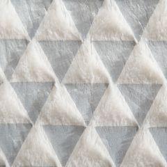 Dwustronna narzuta o strukt. futra spód polarowy 150x200 - 150x200 - BIAŁY 3