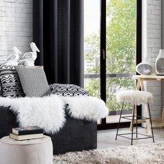 Poszewka dekoracyjna na poduszkę 45 x 45 kolor  - 45x45 - szary 3