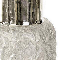 Wazon ceramiczny łączone faktury 40 cm - ∅ 13 X 40 cm - jasnozłoty 3