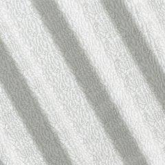 Zasłona biała marszczona 140x250 cm przelotki - 140 X 250 cm - biały 3
