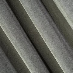 Zasłona grubsza szenilowa błyszcząca nitka przelotki 140x250cm - 140 X 250 cm - oliwkowy 3