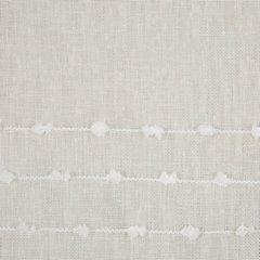 Zasłona kremowa z delikatnymi paseczkami 140x250 cm przelotki - 140x250 - kremowy 3