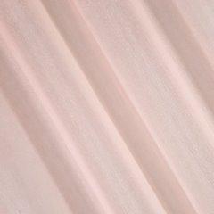 Firana gotowa gładka różowa na przelotkach 140x250cm - 140 X 250 cm - różowy 1