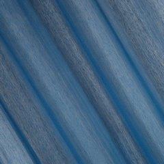 Firana gotowa gładka ciemnoniebieska na przelotkach 140x250cm - 140 X 250 cm - ciemnoniebieski 1