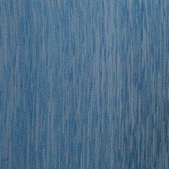 Firana gotowa gładka ciemnoniebieska na przelotkach 140x250cm - 140x250 - niebieski 3