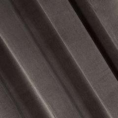 Zasłona brązowa 140x250 cm przelotki - 140 X 250 cm - brązowy 3
