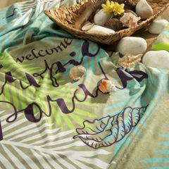 Ręcznik plażowy z mikrofibry z kolorowym nadrukiem 80x160cm - 80 X 160 cm - wielokolorowy 6