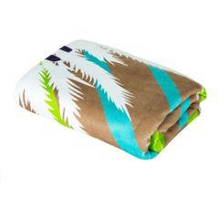 Ręcznik plażowy z mikrofibry z kolorowym nadrukiem 80x160cm - 80 X 160 cm - wielokolorowy 2