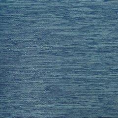 Firana niebieska zwiewna o strukturze deszczyku 140 x 300 cm na taśmie  - 140 X 300 cm - granatowy 4