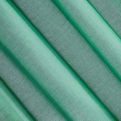 METIS ZIELONA FIRANA Z LEKKIEJ ETAMINY 140x300 NA TAŚMIE - 140 X 300 cm - zielony 2