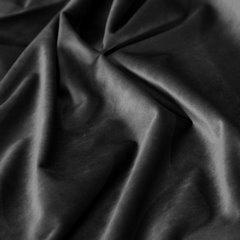 Zasłona welwetowa czarna 140x250 10 przelotek - 140x250 - czarny 2