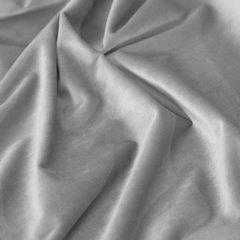 Zasłona Welwetowa Na 10 Przelotkach stalowy - 140x250 - szary 2