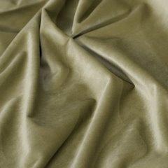 Zasłona welwetowa na 10 przelotkach oliwkowa - 140 X 250 cm - oliwkowy 5