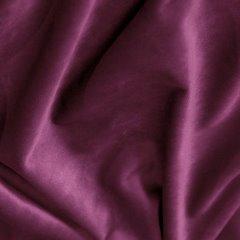 Zasłona Welwetowa na 10 przelotkach fioletowa - 140x250 - fioletowy 2