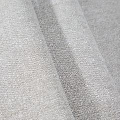 Rustykalny bieżnik z falbaną na stół 40x140 cm srebrny - 40 X 140 cm - popielaty 3