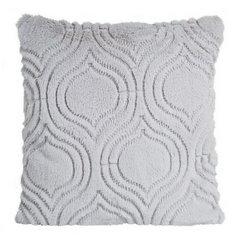 Poszewka na poduszkę 45 x 45 cm srebrna  - 45x45 - srebrny 1