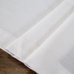 Biały obrus plamoodporny do jadalni 50x105 cm - 50 X 105 cm - biały 3