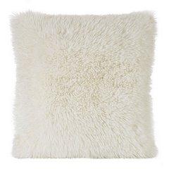 Poszewka dekoracyjna na poduszkę 45 x 45 kolor kremowy/złoty - 45x45 - kremowy / złoty 1