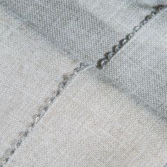Minimalistyczny srebrny obrus do jadalni 85x85 cm - 85 X 85 cm - srebrny 4