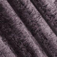 Zasłona welwetowa fioletowa 140x270 cm taśma - 140 X 270 cm - fioletowy 1